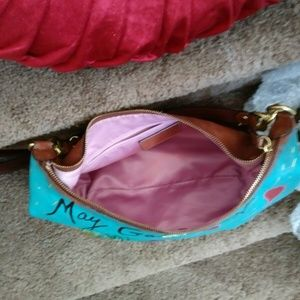 Coach Bags - Vintage Coach, Hand Maid Tale inspired leather bag
